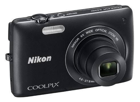 Фотоаппарат Nikon CoolPix S4300 черный - фото 2