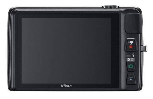 Фотоаппарат Nikon CoolPix S4300 черный - фото 4