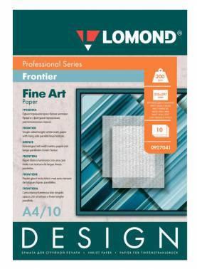 Бумага Lomond (0927041) A4 / 200г / м2 / 10л. белый
