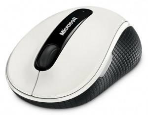 Мышь Microsoft 3500 белый - фото 1