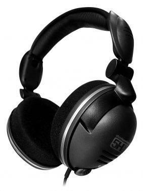 Наушники с микрофоном Steelseries 5H v2 USB черный