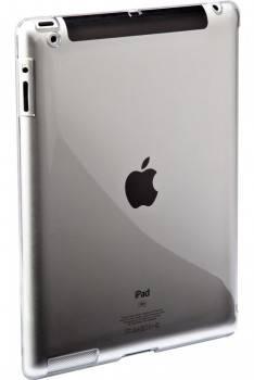 Чехол Targus THD011EU, для Apple iPad new, прозрачный