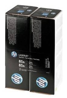 Тонер Картридж HP 85A CE285AF черный - фото 2