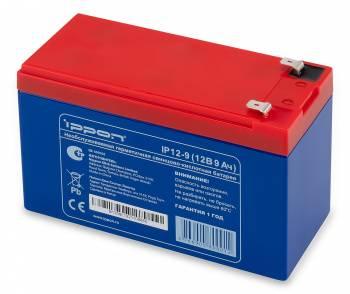 Батарея для ИБП Ippon IP12-9, 12В, 9Ач