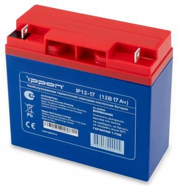 Батарея для ИБП Ippon IP12-17, 12В, 17Ач