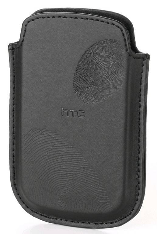 Чехол HTC PO S690, для HTC Explorer, черный - фото 1