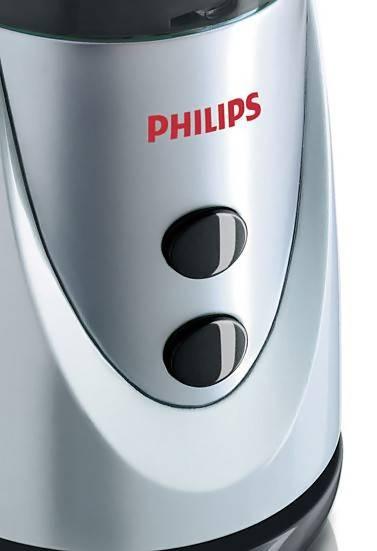 Блендер стационарный Philips HR2870/50 серебристый - фото 3