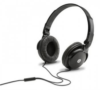 Наушники с микрофоном HP H2500 черный