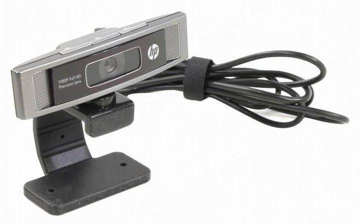 Веб-камера HP Webcam HD 5210 - фото 2