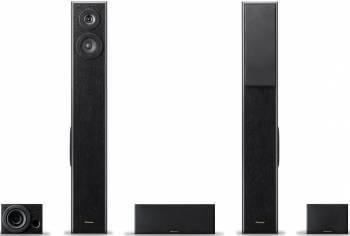 Комплект акустики Pioneer S-ESR2TB черный
