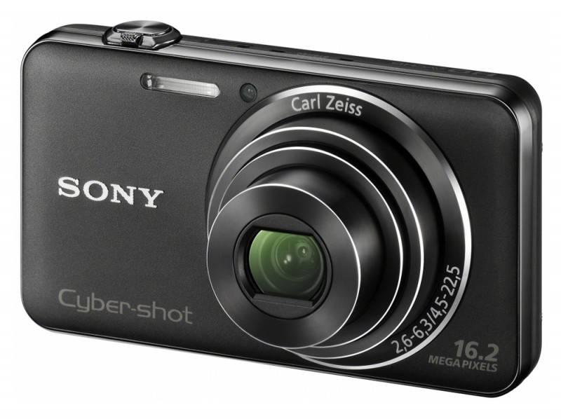 Фотоаппарат Sony Cyber-shot DSC-WX50 черный - фото 2