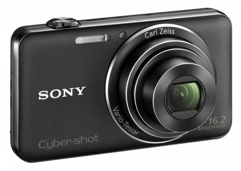 Фотоаппарат Sony Cyber-shot DSC-WX50 черный - фото 3