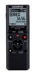 Диктофон 4Gb Olympus VN-713PC черный - фото 1