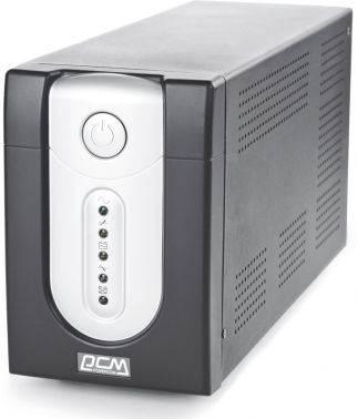 ИБП Powercom Imperial IMP-1025AP черный