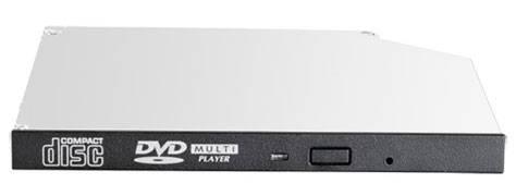 Оптический привод DVD-ROM HPE 652238-B21 SATA - фото 1