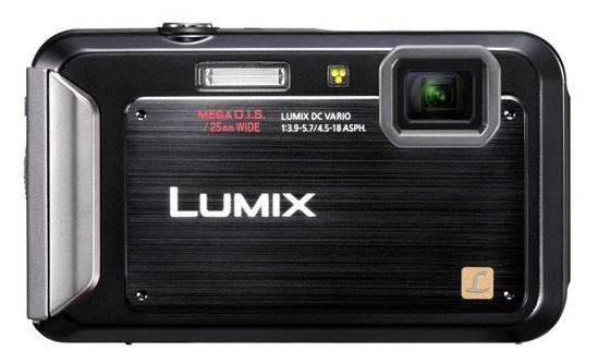 Фотоаппарат Panasonic Lumix DMC-FT20 черный - фото 2
