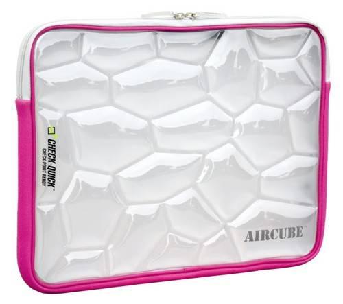 """Чехол для ноутбука 15.6"""" Sumdex NUN-705PK розовый/белый - фото 1"""