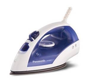 Утюг Panasonic NI-E500TDTW белый/фиолетовый - фото 1