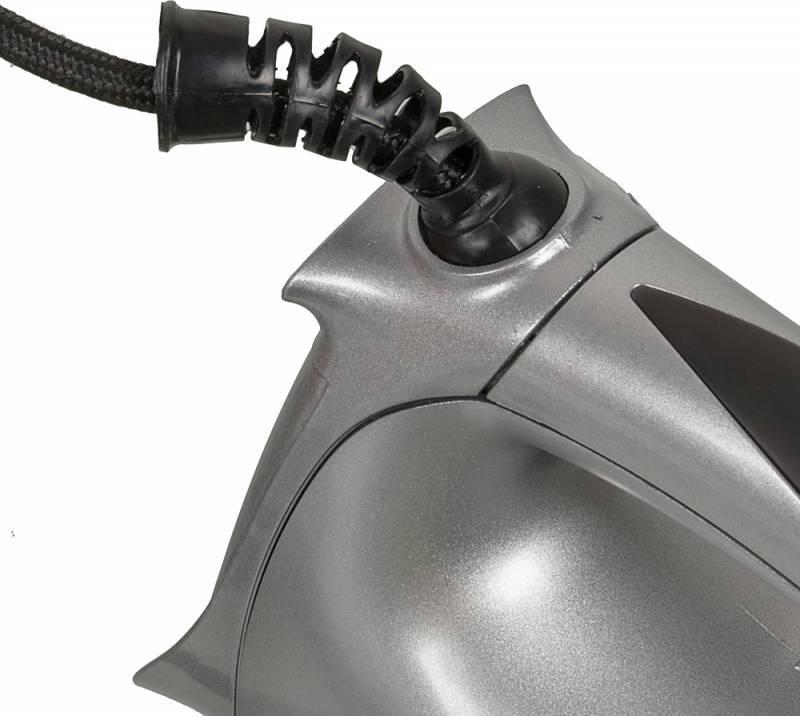 Утюг Sinbo SSI-2844 серебристый/черный (SSI 2844) - фото 5