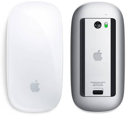 Мышь Apple MB829ZM/B белый - фото 4