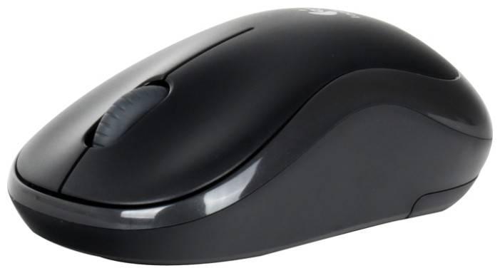 Мышь Logitech M175 черный - фото 1