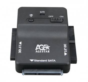 Адаптер-переходник AgeStar 3FBCP1 черный