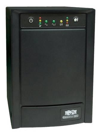 ИБП Tripplite SmartPro SMX1050SLT черный - фото 1