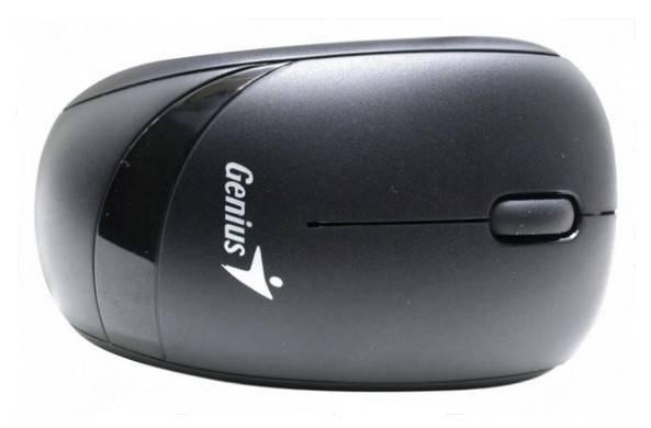 Мышь Genius Traveler 6000X черный - фото 2