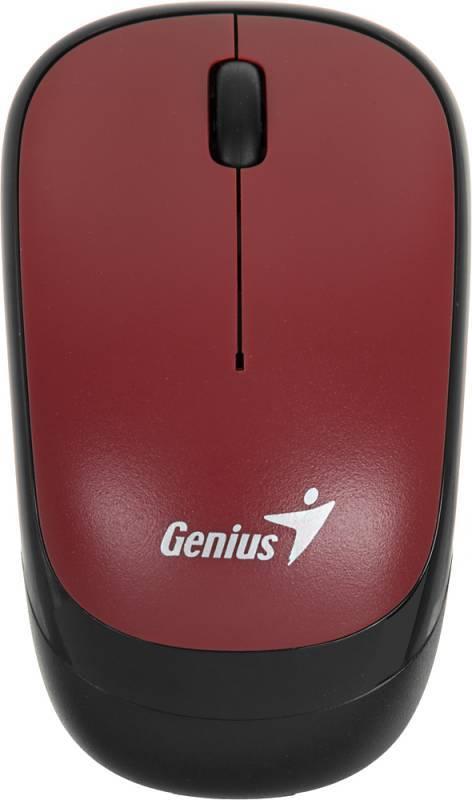 Мышь Genius Traveler 6000 красный/черный - фото 2
