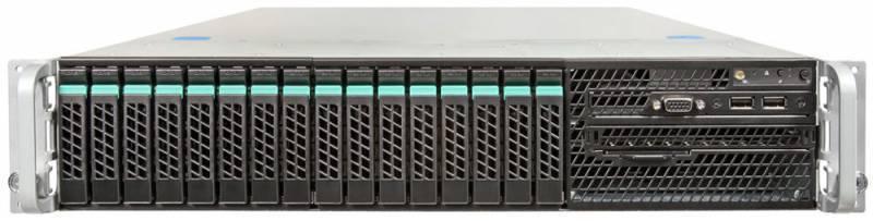 Серверная платформа Intel Original R2216GZ4GC - фото 1