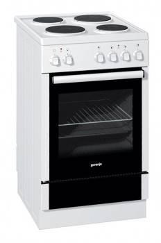 Плита электрическая Gorenje E52102AW белый