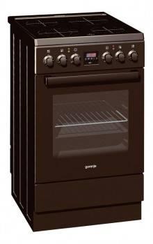 Плита электрическая Gorenje EC52303ABR коричневый