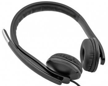 Наушники с микрофоном Microsoft LX-6000 черный (7XF-00001)