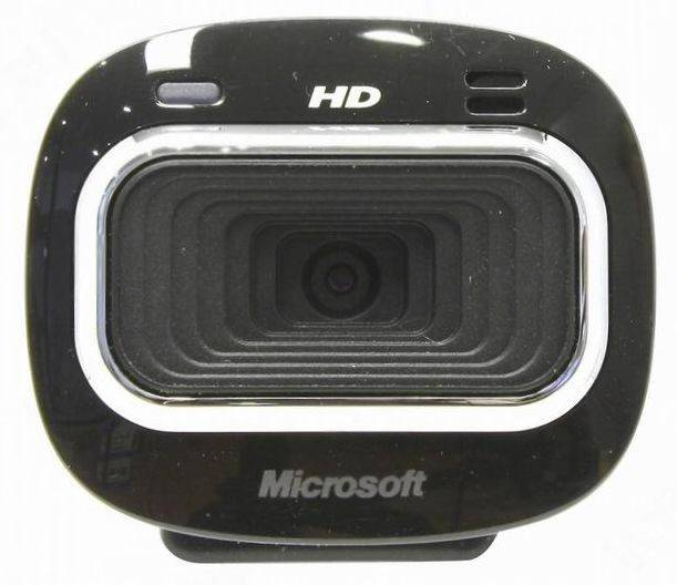 Веб-камера Microsoft LifeCam HD-3000 черный - фото 3
