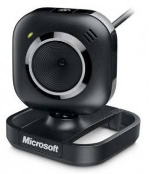 Веб-камера Microsoft LifeCam VX-2000 for Business черный