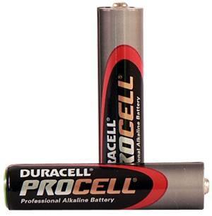 Батарея AA Duracell Procell LR6 (1шт)