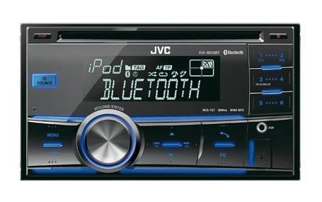 Автомагнитола JVC KW-R600BTEY - фото 3