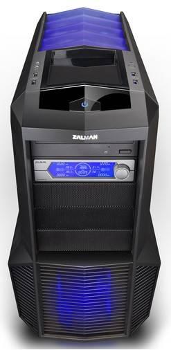Корпус ATX Zalman Z11 PLUS черный (Z11+) - фото 2