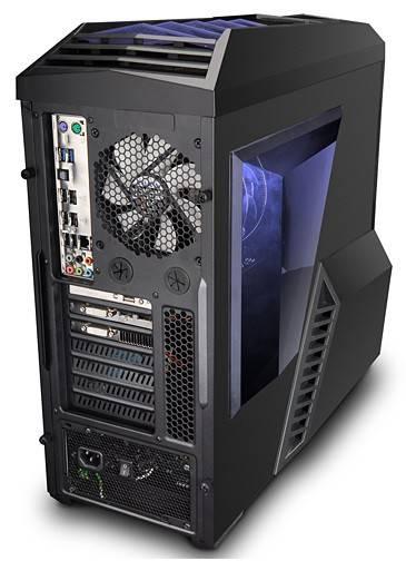 Корпус ATX Zalman Z11 PLUS черный (Z11+) - фото 3