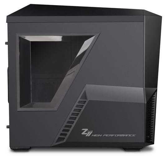 Корпус ATX Zalman Z11 PLUS черный (Z11+) - фото 4