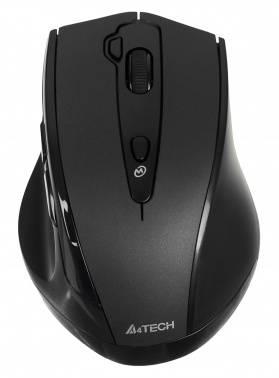 Мышь A4 V-Track G10-810F черный