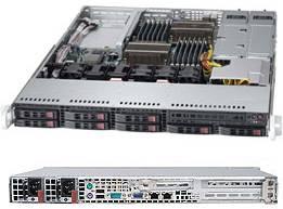 Платформа SuperMicro SYS-1027B-URF
