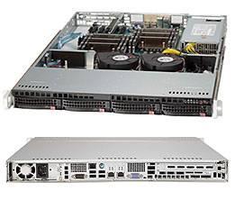��������� SuperMicro SYS-6017R-TDF