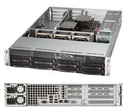 Платформа SuperMicro SYS-6027R-WRF