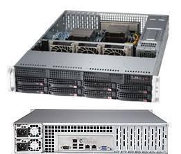Платформа SuperMicro SYS-6027R-TDARF - фото 1