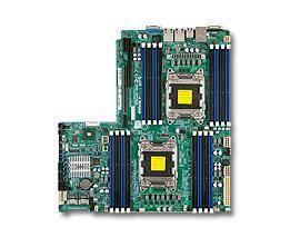Серверная материнская плата Soc-2011 SuperMicro MBD-X9DRW-3F-O Ret - фото 1