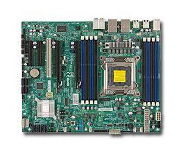 Серверная материнская плата Soc-2011 SuperMicro MBD-X9SRA-O ATX Ret