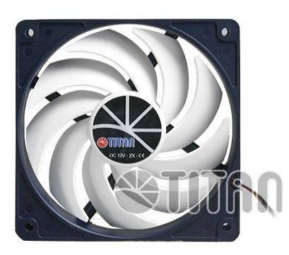 Вентилятор Titan TFD-9225H12ZP/KU(RB), размер 90x90x25мм - фото 2