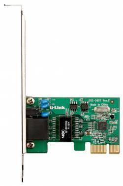 ������� ������� Gigabit Ethernet D-Link DGE-560T / B1B (DGE-560T / B1B) RJ-45