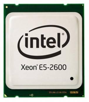 Процессор HP E5-2620